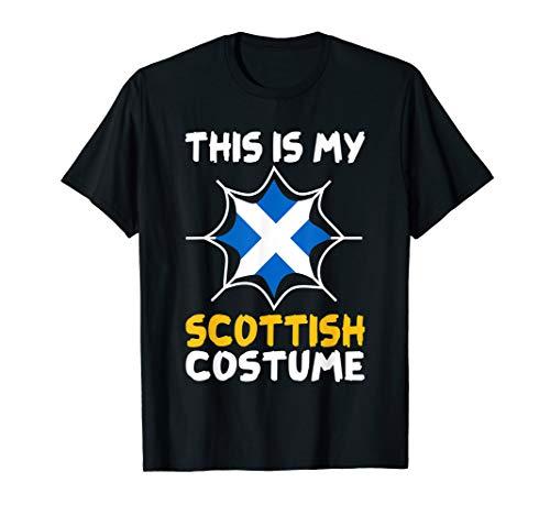 Scotland Costume For Kids (This Is My Scottish Costume Halloween Patriot Scotland)