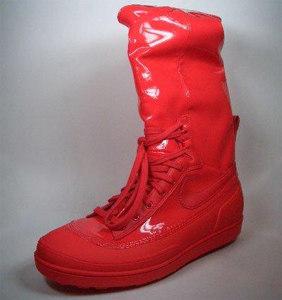 Nike Storm Warrior Hi Rojo 407482–600tamaño 37,5