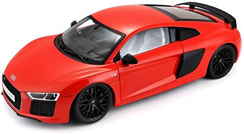 Audi R8 V10 Plus 1/18 Maisto Branco