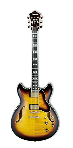 Ibanez AS153AYS Artstar Semi-Hollow Electric Guitar, for sale  Delivered anywhere in USA