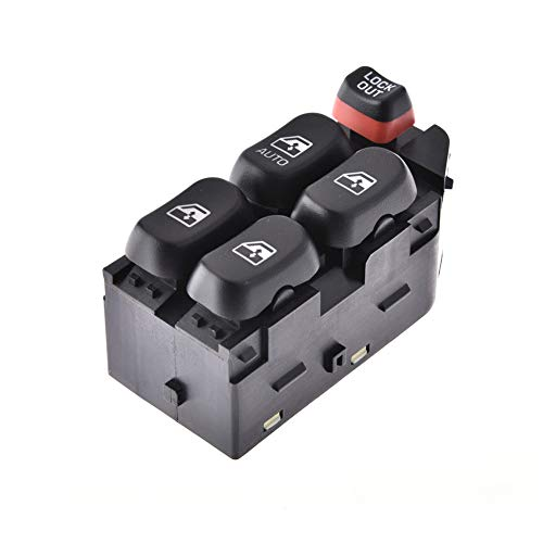 Control Switch Driver Side fits 1995-1999 Chevrolet Cavalier 1995-2001 Chevrolet Lumina 22652693 88894539 1S3447 901050 Replacement ()