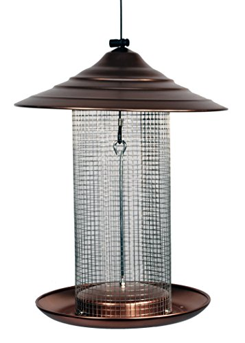 (Woodlink Coppertop Sunflower Tube Feeder Model  COPSUN)