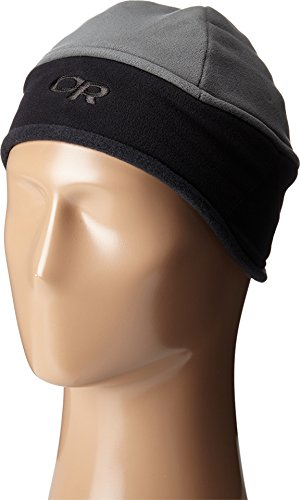 Outdoor Research Windwarrior Hat, Charcoal/Black, - Wind Jacket Pro