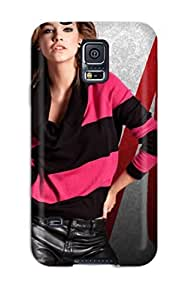 CxEaWyq7375ucjTN CaseyKBrown Awesome Case Cover Compatible With Galaxy S5 - Barbara Palvin