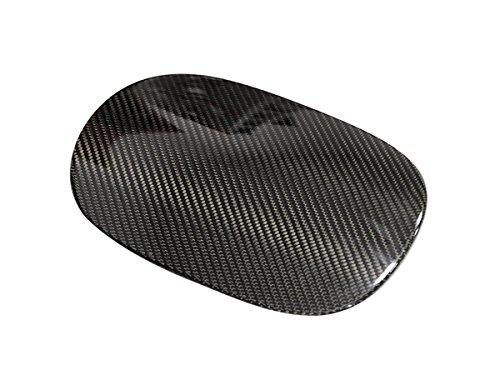 (100% Carbon Auto Gas Tank Door Cover Carbon Fiber Fuel Cover for Porsche Macan)