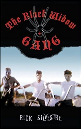 The Black Widow Gang by Rick Silvestre (2012-06-27)