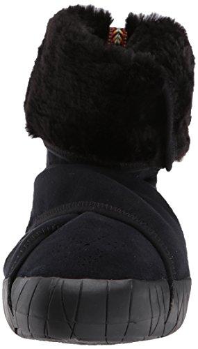 boot Mid Classici Eastern Nero Stivali – Fivefingers black Unisex Vibram Adulto Traveler pq5BE4x