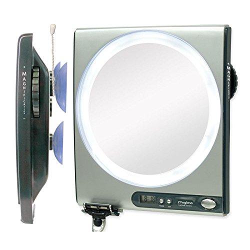 Zadro Led Lighted Shower Mirror - 8