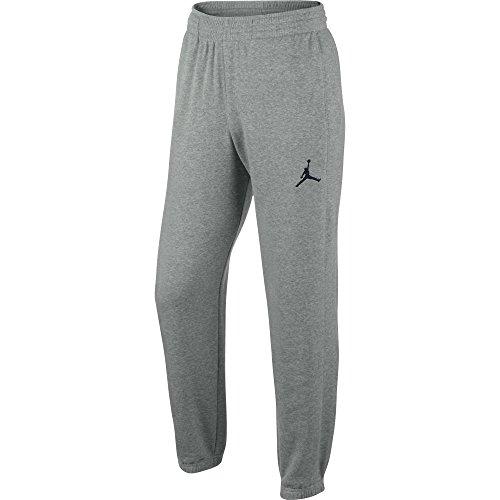 Jordan Men's Nike All Around Jumpman Sweatpants-Grey-XL