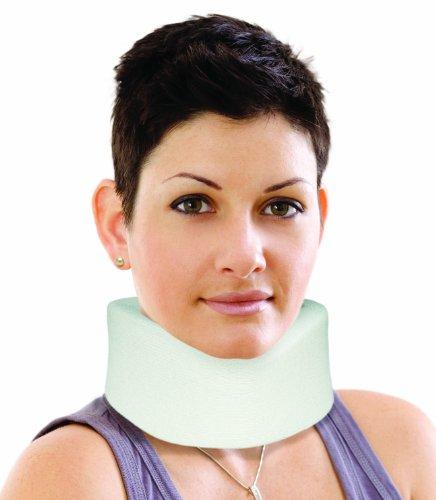 Mueller Sports Medicine Cervical Collar Neck, White, One Size