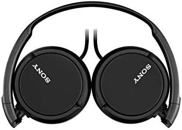 Sony MDRZX110/BLK ZX Series Stereo Headphones (Black) 41gIz7lRqqL