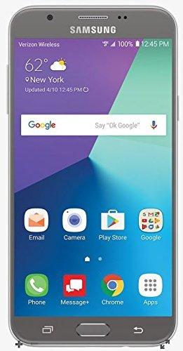 Samsung Galaxy J7 Verizon Wireless - Silver (Certified Refurbished)