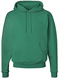 Hanes ComfortBlend EcoSmart Pullover Hoodie Sweatshirt, Kelly Green, Size-XL