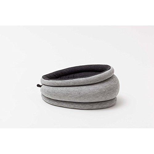 Ostrich Pillow Light Pillow (MidNight Grey)