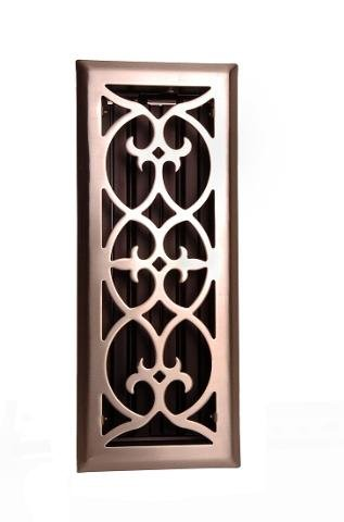 Wood Ventures Victorian Decorative Floor Grate 414SVN, 4
