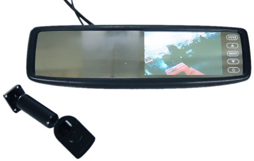 Boyo VTB43M 4.3-Inch LCD Replacement Mirror
