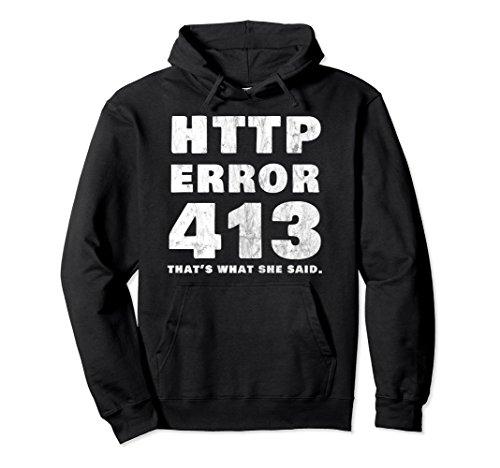 Funny web developers CSS Halloween Hoodie: Error -