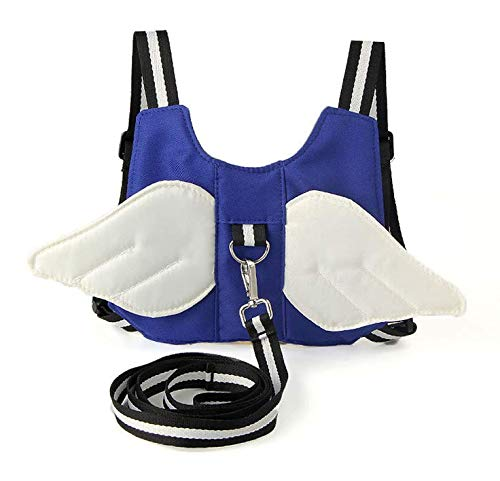 SAYGOGO Anti-Lost Belt Baby Traction Rope, Blue