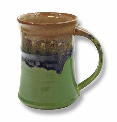 Clay in Motion Handmade Ceramic Large Mug 20oz – Mountain Meadows