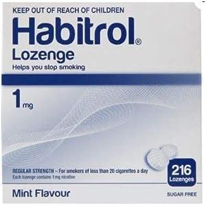 Habitrol-Nicotine-Lozenge-1mg-Mint-Flavor-2-Packs-of-216-Lozenges-Total-432