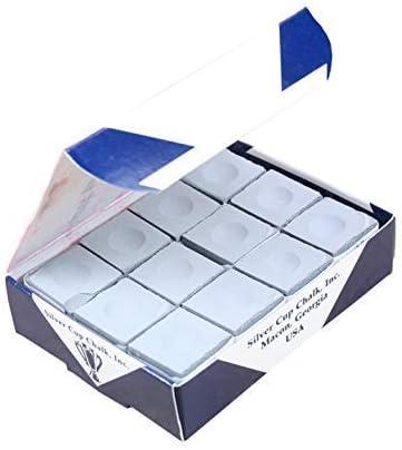 Silver Cup Marca de Tiza, Caja de 12, Color Estaño: Amazon.es ...
