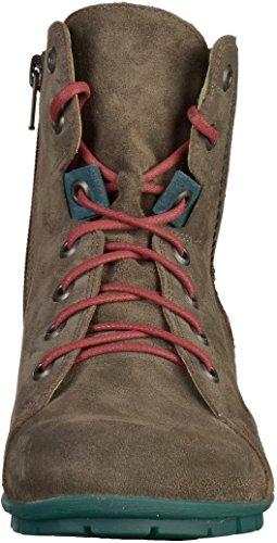 Think Women's Uk Stivali 6 6 Boots Grigio Desert Grey Marrone Menscha Donne Brown Pensare Delle Menscha Deserto Uk FrqpF