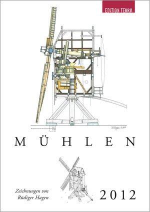 Kalender Mühlen 2012