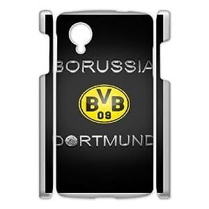 Unique Disigned Phone Case With Borussia Dortmund Image For Google Nexus 5