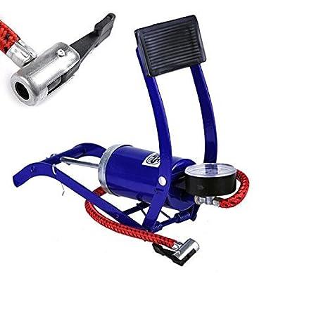 Bomba de pie para bicicleta Buwico un cilindro hinchable de ...