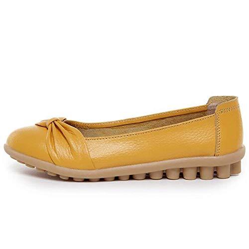 Conduite Oudan En Plates A Us8 Respirant De Chaussures eu38 Cuir Conception Uk6 Us7 Arc Taille B 5 coloré Eu39 Cn39 Occasionnels G 5 cn38 uk5 0qr0wz5S