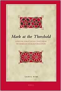 Mark At The Threshold Applying Bakhtinian Categories To border=