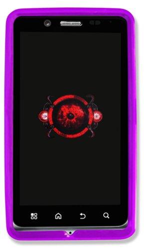 (Qmadix Flex Gel Case for Motorola Bionic XT875 - Retail Packaging -)