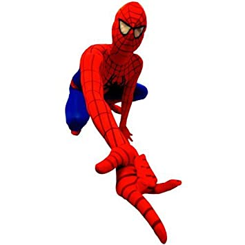 SPIDERMAN 3 Ganzkörper Kostüm für Karneval Fasching Thater M - XL ...