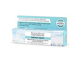 Natura Siberica Natural Siberian Toothpaste Siberian Pearl 100g