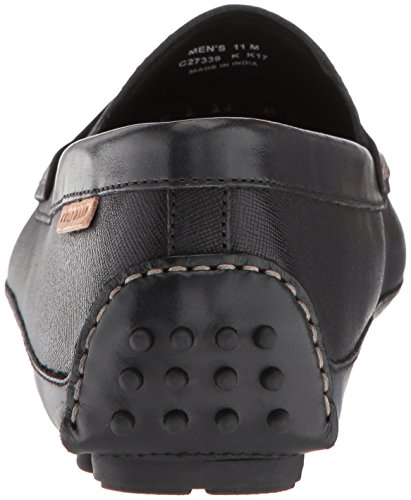Penny Textured Leather US Black Cole Driver M Men's Ii Haan Loafer Coburn wBAqfXB