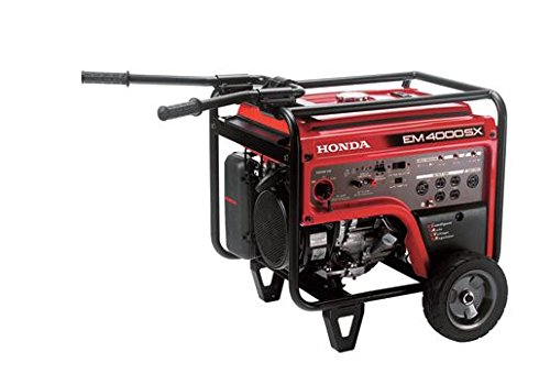 HONDA EM4000S Electric Start Generator, 3500W