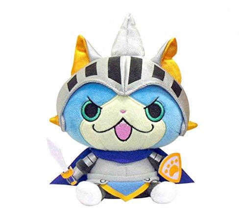 最高品質の Yokai Watch Small Doll Mart日本 Stuffed Yokai Toy Plush Doll Nyan騎士(ナイト) yorozu Mart日本 B07454X4LK, 大治町:a9d99724 --- senas.4x4.lt