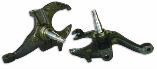 JEGS Performance Products 64029 Drop Spindles GM G-Body 2 Drop Pair Nodular Cast (Gbody Interior)