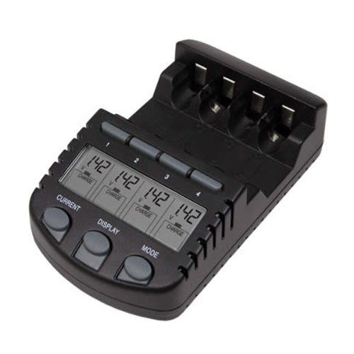 La Crosse Technology BC700-CBP Alpha Power Battery Charger by La Crosse Technology