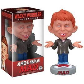 Funko Alfred Neuman Wacky Wobbler