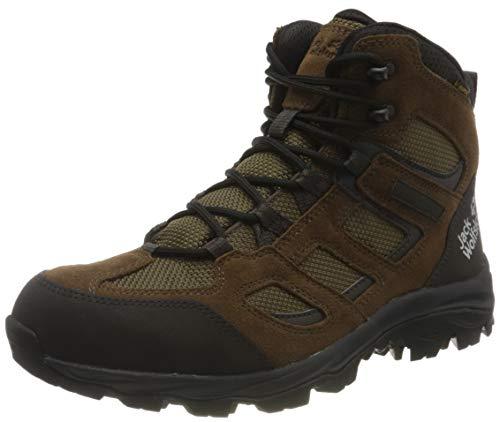 Zapatos de montaña Jack Wolfskin para hombre, Brown Phantom, EE. UU.: 7.5