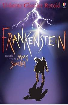 Frankenstein (Usborne Classics Retold) 0746076657 Book Cover
