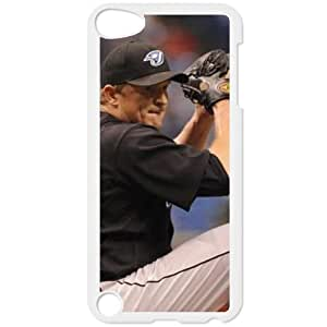 MLB IPod Touch 5 White Toronto Blue Jays cell phone cases&Gift Holiday&Christmas Gifts NADL7B8825615