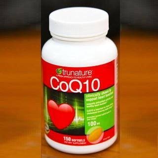 TruNature Коэнзим CoQ10 100 мг - 150 Softgels (в упаковке 3)