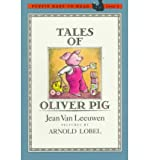 Tales of Oliver Pig, Jean Van Leeuwen, 0140362134