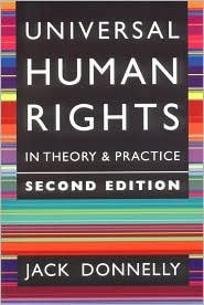 Universal Human Rights in Theory and Practice 2nd (second) edition Text Only
