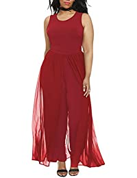Amazoncom Plus Size Jumpsuits Rompers Jumpsuits Rompers