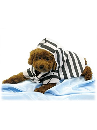 Forum Novelties Jail Prisoner Pet Costume