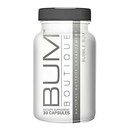Bum Boutique Butt Enhancement Pills