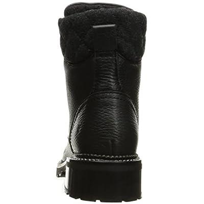 FRYE Women's Samantha Hiker Combat Boot: Shoes